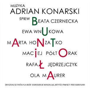 But Anioła muzyka Adrian Konarski