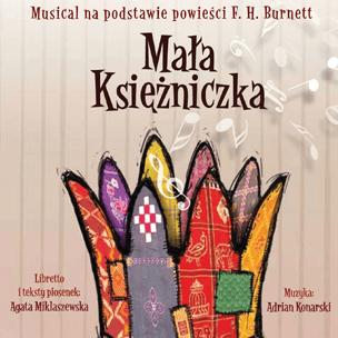 Mała Księżniczka muzyka Adrian Konarski